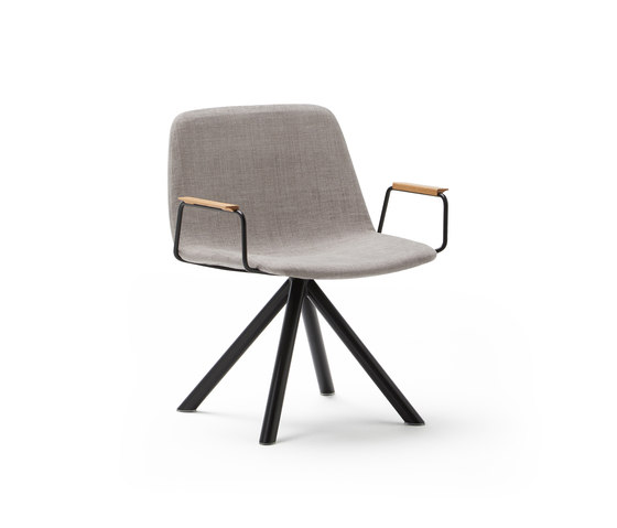 Maarten Lounge Chair by viccarbe | Armchairs