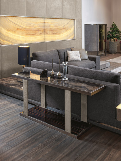 Layer by Longhi S.p.a.   Side tables