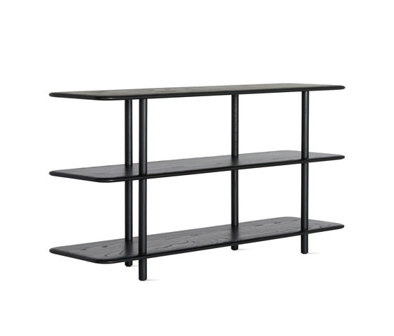 Aero Low Shelving by Design Within Reach | Shelving