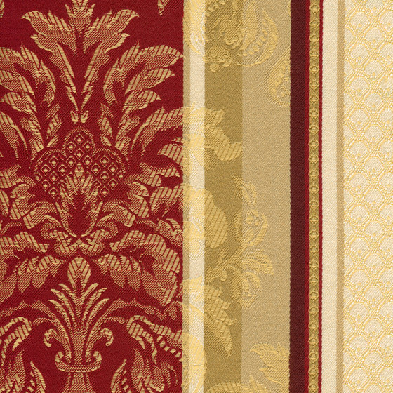 Traviata | Colour Rouge 71 de DEKOMA | Tejidos decorativos