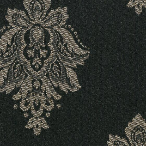 Giovanni | Colour Black by DEKOMA | Drapery fabrics