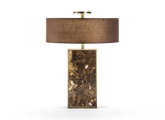 Diva Lamp by black tie | Table lights