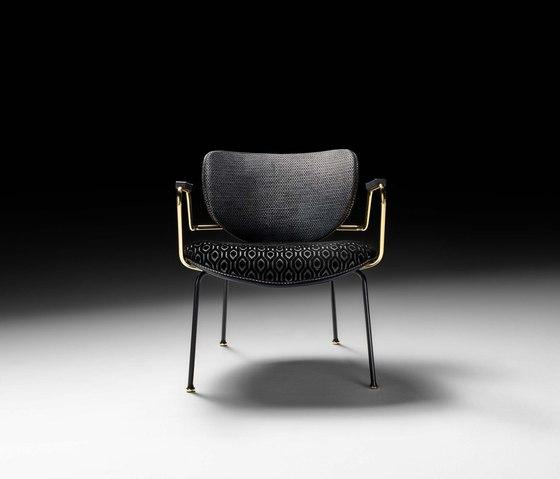 Kalida Lounge di black tie | Sedie