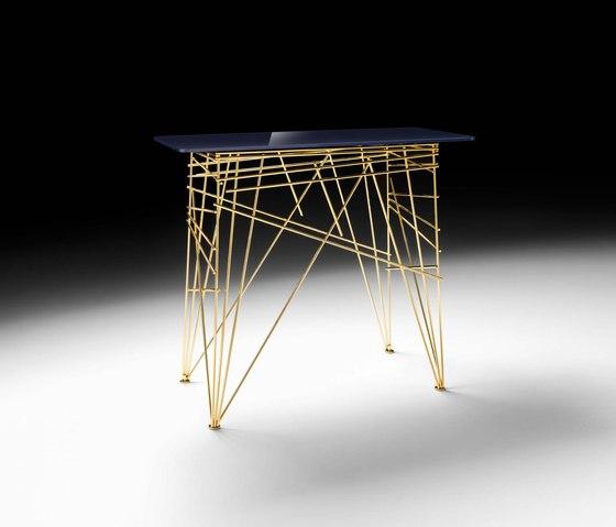 Lin Consolle de black tie | Tables consoles