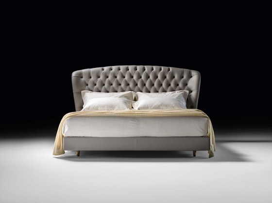 Savoi Bed by black tie | Beds