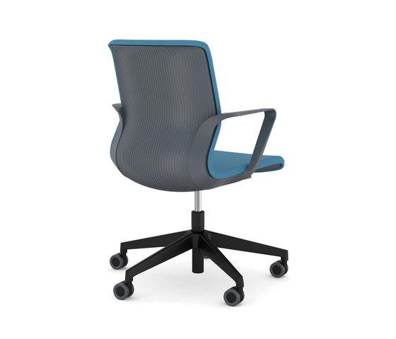 Drumback - Conference Chair di Viasit   Sedie ufficio