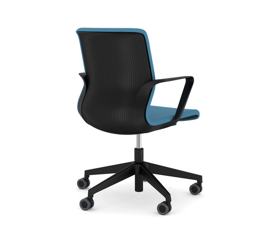 Drumback - Conference Chair by Viasit | Office chairs