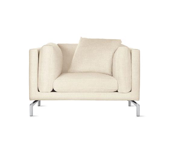 Como Armchair in Fabric von Design Within Reach | Sessel