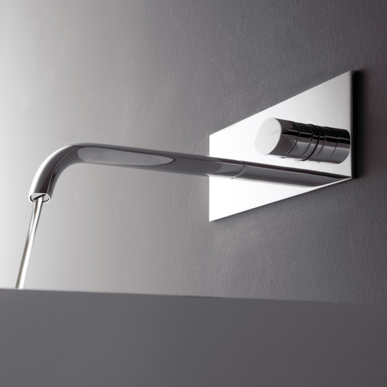 Noox by Rubinetterie Zazzeri | Wash basin taps