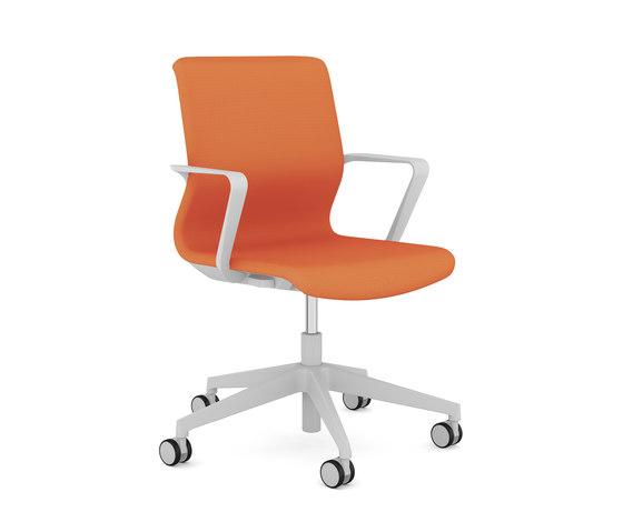 Drumback - Conference Chair di Viasit | Sedie ufficio