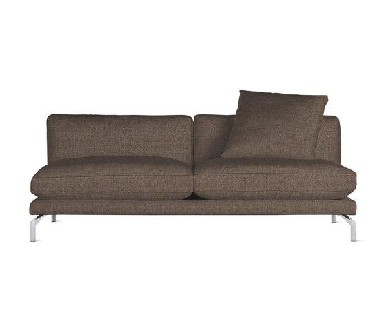 Como Armless Sofa by Design Within Reach | Sofas