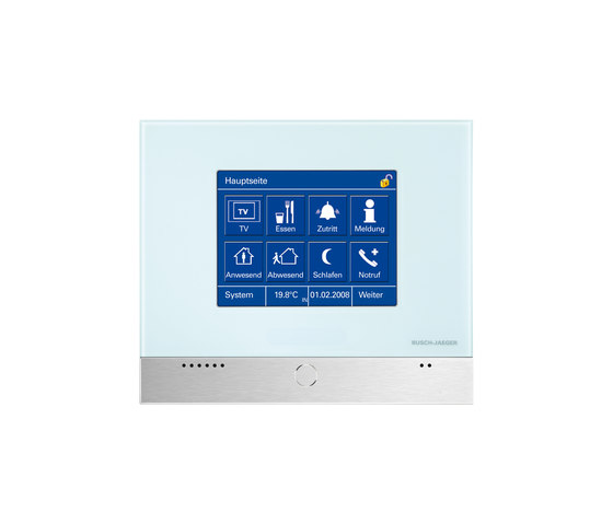 Busch-ControlTouch® by Busch-Jaeger | KNX-Systems