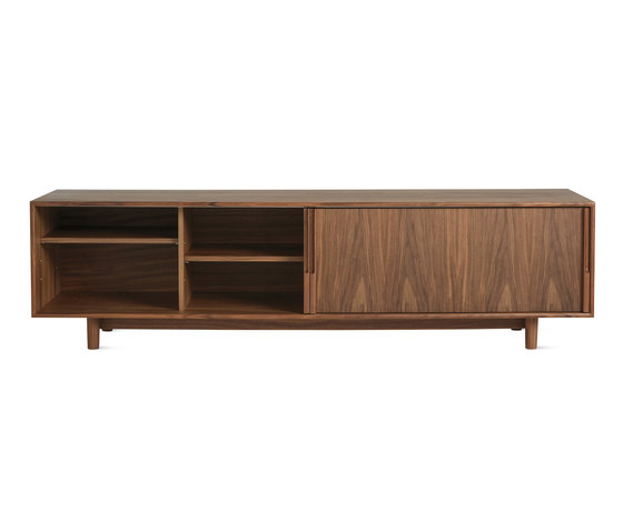 Edel Media Unit by Design Within Reach | Multimedia sideboards