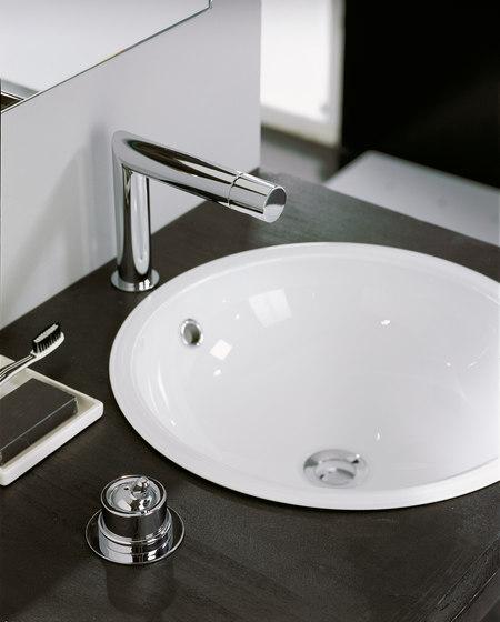 Z Point by Rubinetterie Zazzeri | Wash basin taps