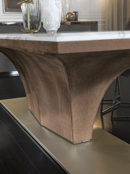 Omotesando by Longhi S.p.a. | Dining tables