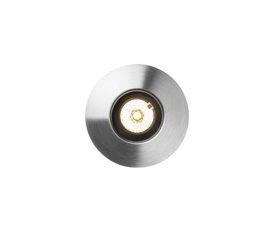 Evo round 25° by Dexter | Outdoor recessed wall lights