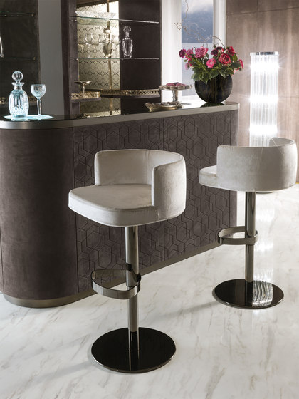 Kelly by Longhi S.p.a. | Bar stools