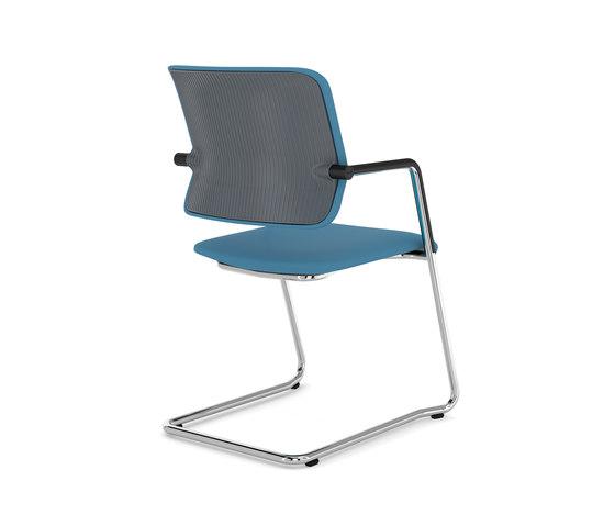 Drumback - Cantilever Chair de Viasit | Sillas