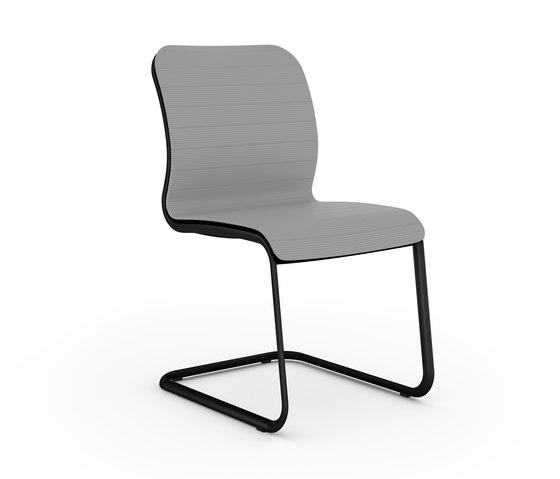 Elipsis Konferenzstuhl Netz von Viasit | Stühle
