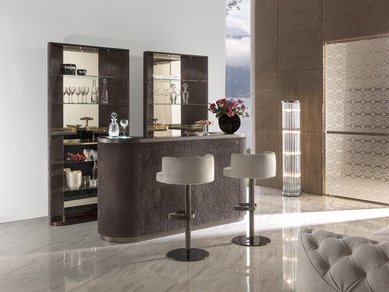 Alexander by Longhi S.p.a. | Drinks cabinets