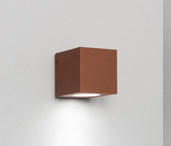 Cube xl beam 8° oxide by Dexter | Outdoor wall lights