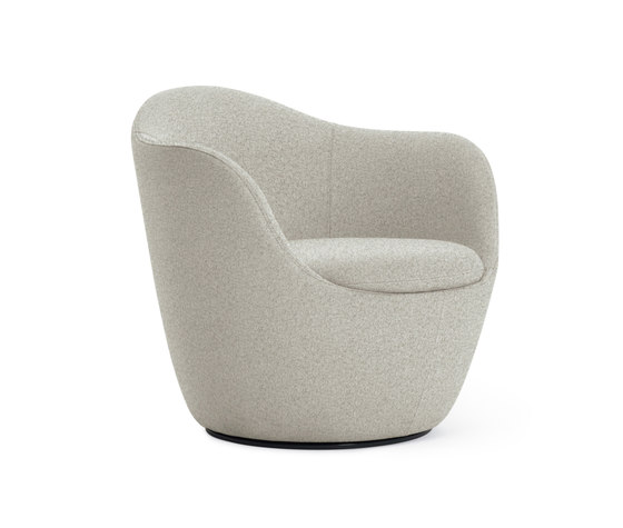 Lína Swivel Chair de Design Within Reach | Sillones