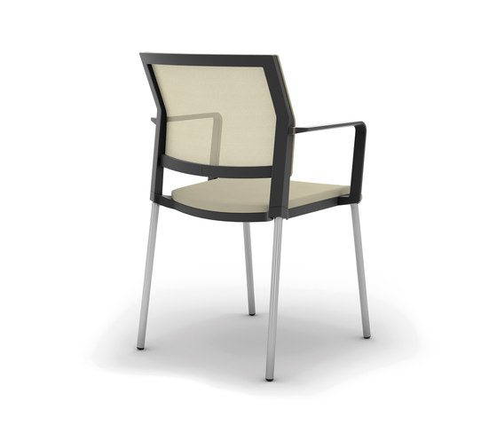 Impulse Four Legs by Viasit | Chairs