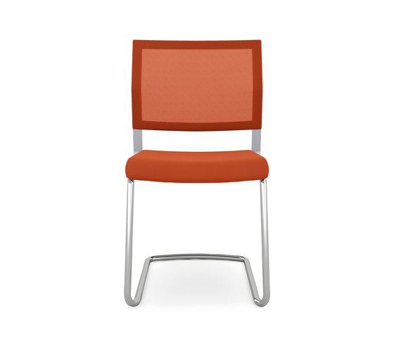 Impulse Cantilever chair de Viasit | Sillas