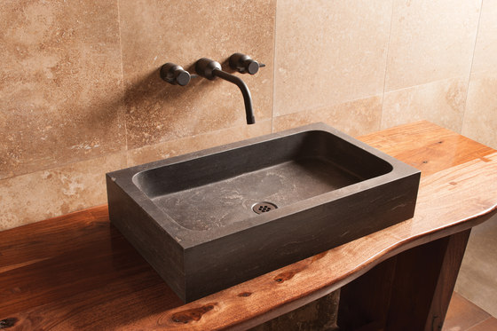 Milano Vessel Sink by Stone Forest | Wash basins