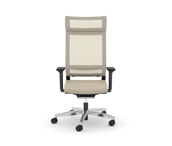 Impulse Chefsessel von Viasit | Bürodrehstühle
