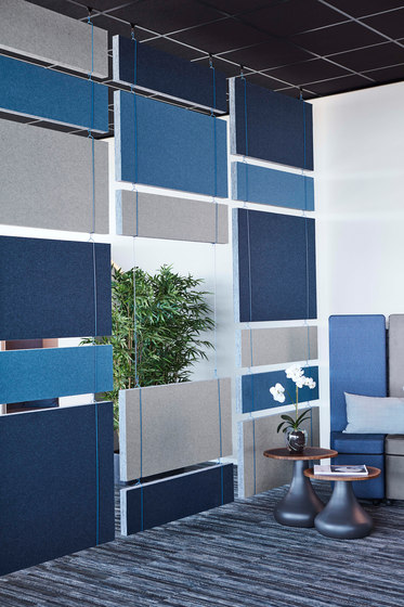 Effekt EcoSUND Pendent by Götessons | Sound absorbing suspended panels