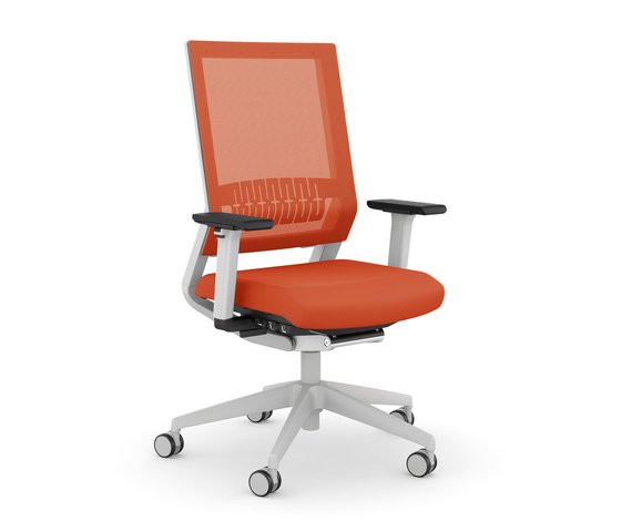 Impulse Desk Chair de Viasit | Sillas de oficina