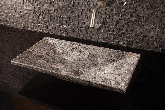 Verona Vessel Sink by Stone Forest | Wash basins