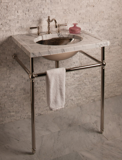 Vintage Console Counter Top by Stone Forest | Wash basins