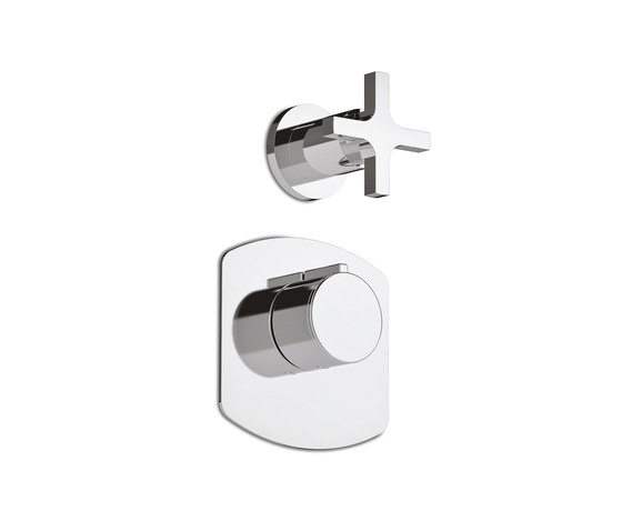 Simple - Shower by Rubinetterie Stella S.p.A. | Shower controls