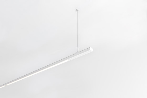 Pista Linear LED   Suspension by Modular Lighting Instruments   Suspended lights