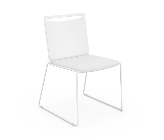 Klikit Stacking Chair de Viasit | Sillas
