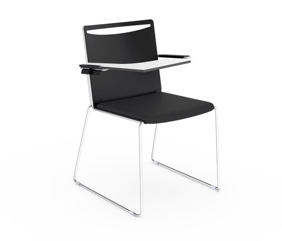 Klikit Stacking Chair by Viasit | Chairs