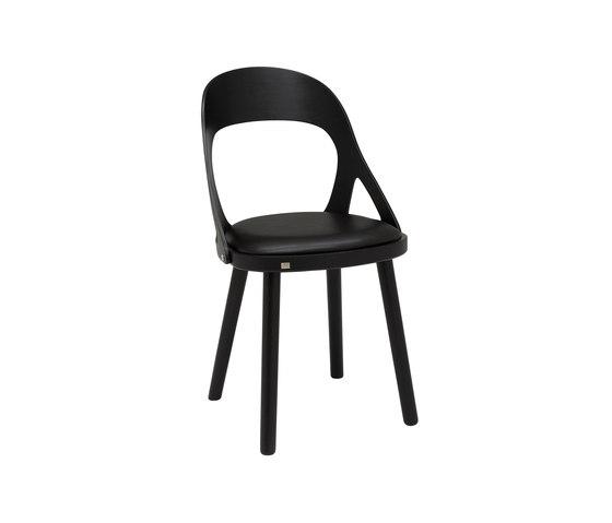 Colibri Stuhl Eiche Schwarz von Hans K | Stühle