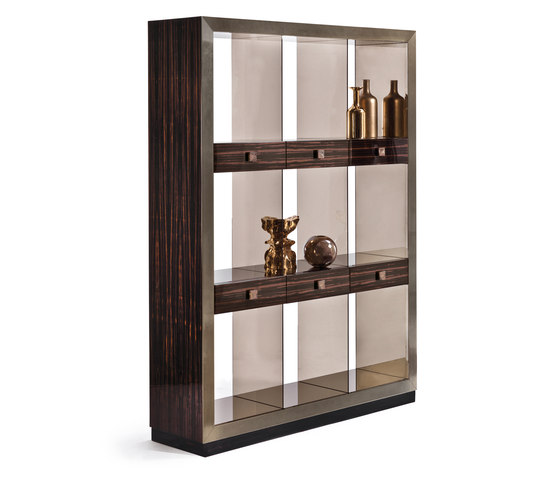 Emily by Longhi S.p.a. | Display cabinets