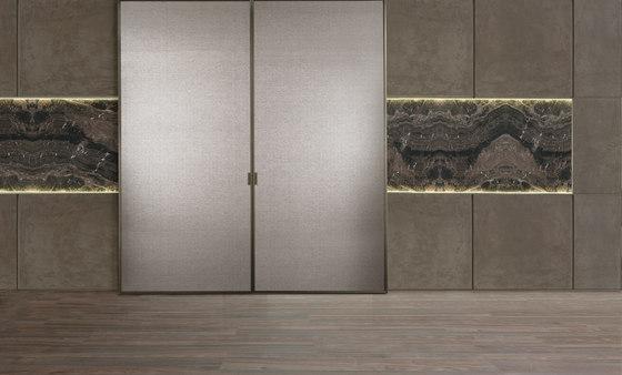 Elegant boiserie by Longhi S.p.a.   Internal doors