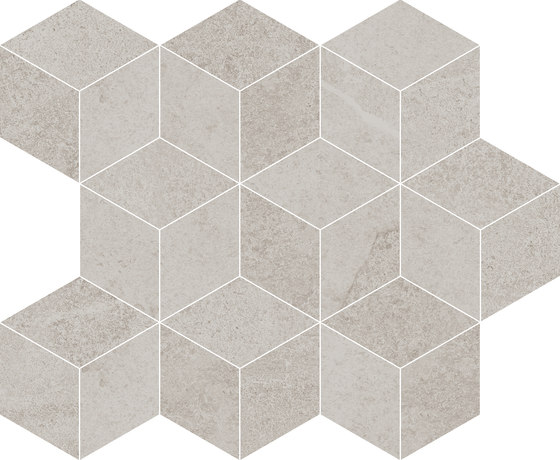 Frame Cube Blanco de KERABEN   Carrelage céramique