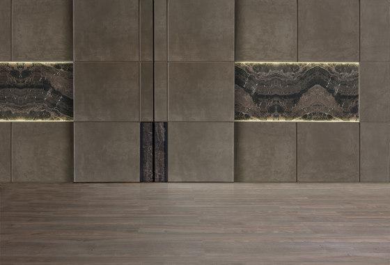 Elegant boiserie by Longhi S.p.a. | Internal doors