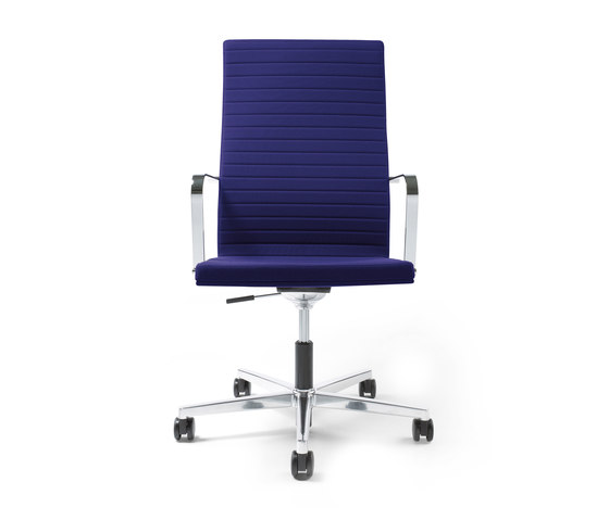Pure Swivel chair High Backrest de Viasit | Sillas de oficina