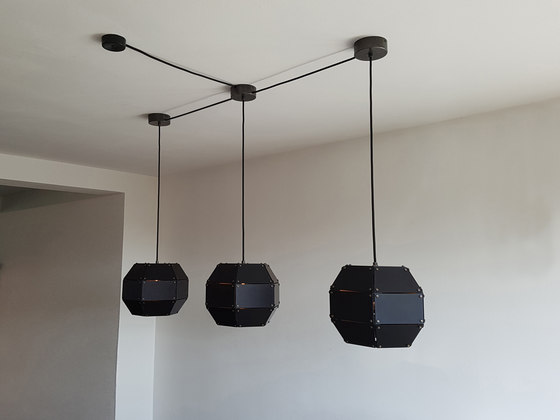 Boxa Doma by Sacrea | Suspended lights