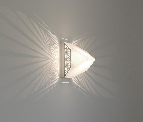 Tera Muru Tempus by Sacrea   Wall lights