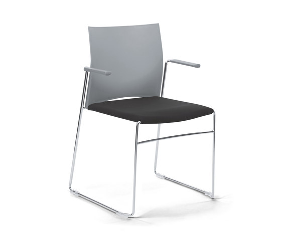 Sid Stacking chair de Viasit | Sillas