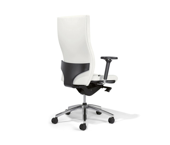 Toro Swivel Armchair by Viasit | Office chairs