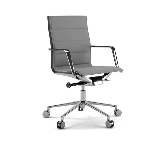 Aluminia | Office Chair de Estel Group | Sillas de oficina
