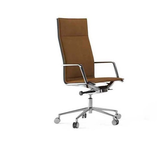 Aluminia | Office Chair von Estel Group | Bürodrehstühle